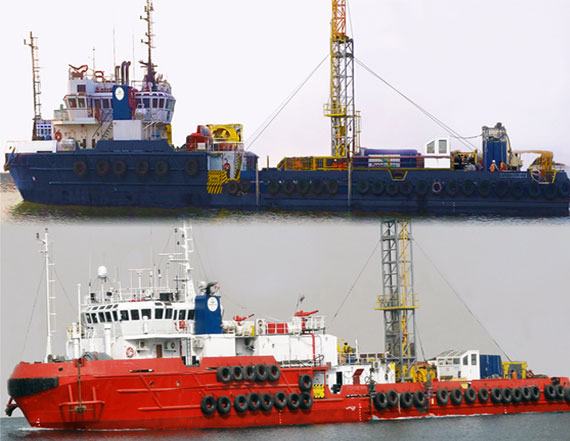 Vessel Management